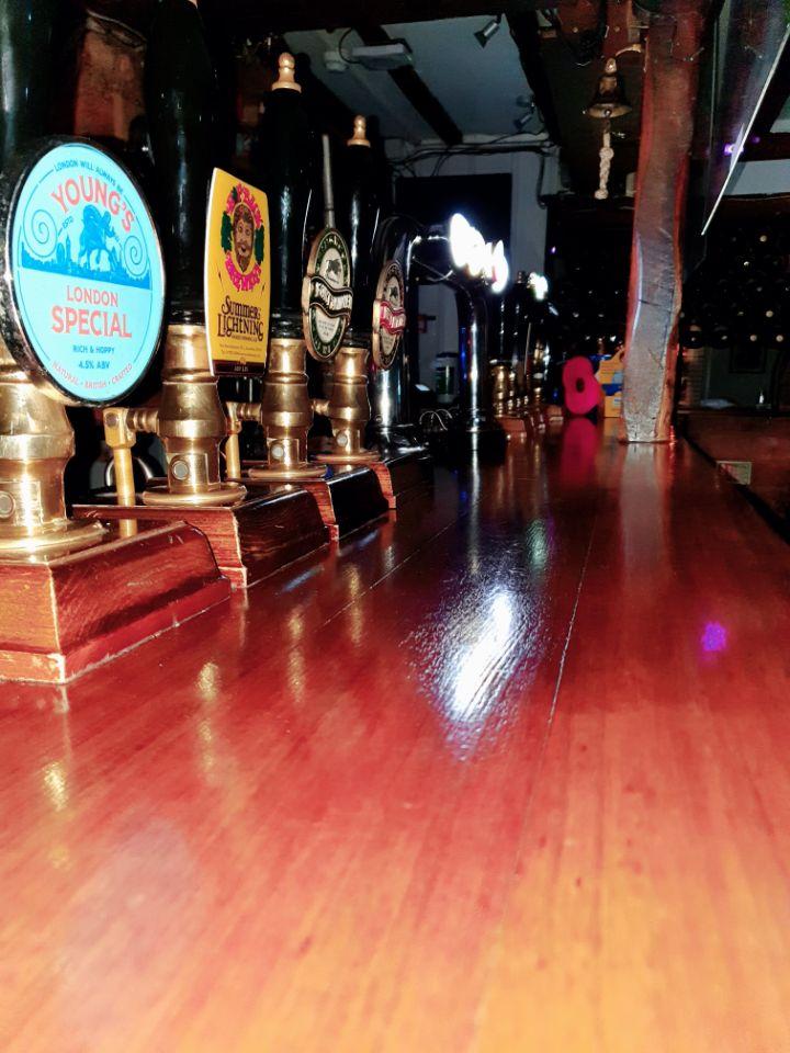 Bar after Closing Time