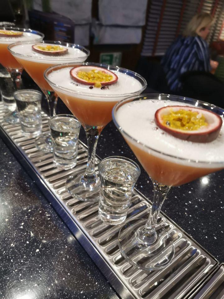 Pornstar Martinis