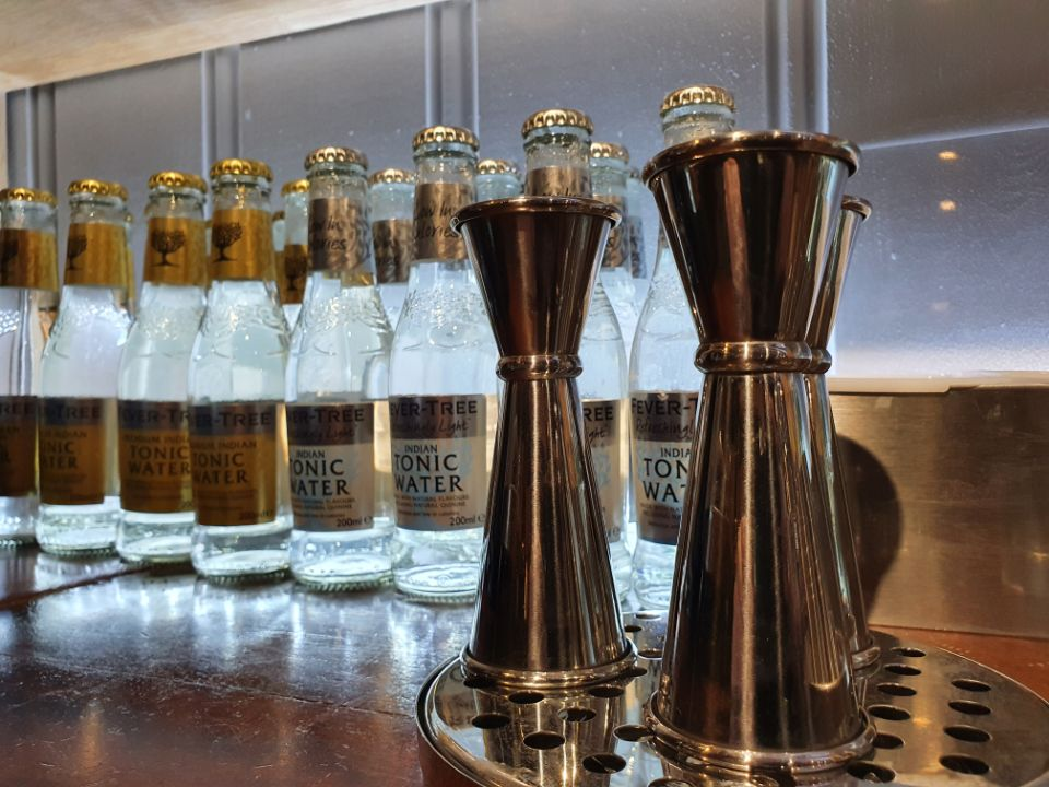 Fever Tree Tonic Water and Cocktail Mixers